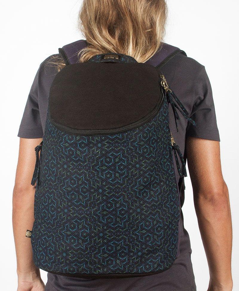 Seeds Wide Top Backpack